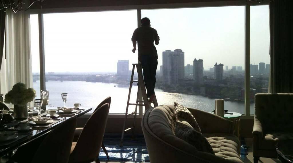 ฟิล์มติดอาคาร 3M ติดกระจกบ้าน คอนโด อาคาร ลดค่าไฟฟ้า