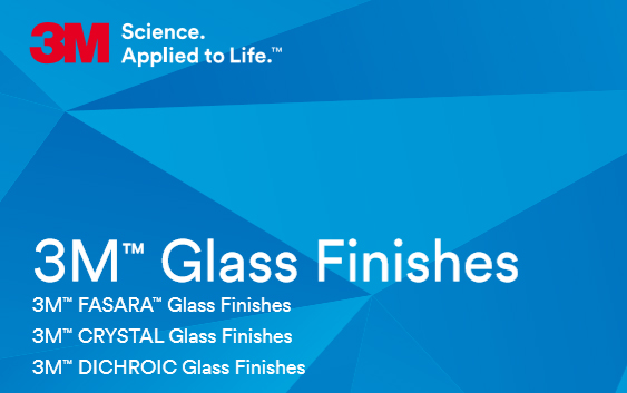 3M Glass Finishes 2017-2018